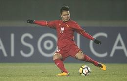 Quang Hải giữ băng thủ quân ĐT U23 Việt Nam