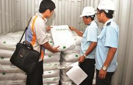 Buộc tái xuất gần 350 tấn phân bón không đạt chất lượng