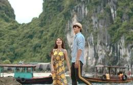 Cùng Nhan Phúc Vinh, người đẹp Ngọc Nữ khám phá vịnh Lan Hạ tuyệt đẹp