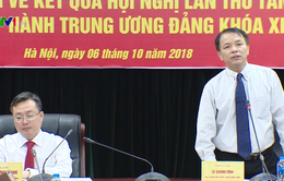 Phó chánh Văn phòng Trung ương Đảng: Tổng Bí thư làm Chủ tịch nước hợp ý Đảng, lòng dân