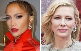 Vẻ ngoài khác biệt đến khó tin của những ngôi sao Hollywood cùng tuổi