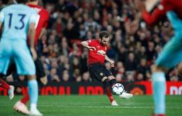 Mata đá phạt đẹp mắt, vực dậy tinh thần cho Man Utd