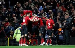 VIDEO Man Utd 3-2 Newcastle: Quỷ đỏ lột xác thần kỳ ở hiệp 2