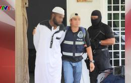 Malaysia bắt giữ 8 nghi phạm khủng bố