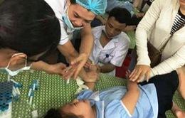 Ninh Bình: Xác định nguyên nhân vụ việc 352 học sinh tiểu học bị ngộ độc thực phẩm