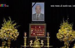 VIDEO: Cử hành trọng thể Lễ truy điệu nguyên Tổng Bí thư Đỗ Mười