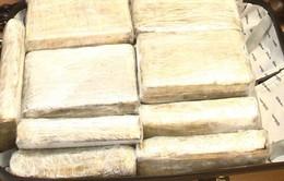Iran thu giữ hơn 1 tấn heroin ở biên giới phía Tây Bắc