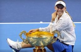 Caroline Wozniacki vô địch Trung Quốc mở rộng