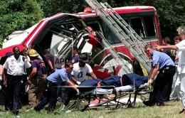 Tai nạn giao thông thảm khốc tại Mỹ, hàng chục người thiệt mạng
