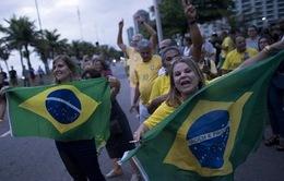 Hàng triệu cử tri Brazil bỏ phiếu bầu cử Tổng thống
