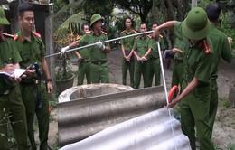 Quảng Ngãi: Điều tra vụ cháu bé bị ném xuống giếng sát hại