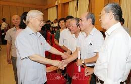Cử tri ủng hộ Trung ương giới thiệu Tổng Bí thư Nguyễn Phú Trọng để bầu Chủ tịch nước