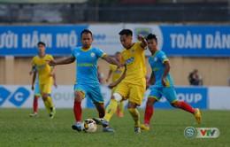 FLC Thanh Hóa 1-0 Sanna Khánh Hòa: Thanh Hoá giành ngôi á quân Nuti Café V.League 2018!