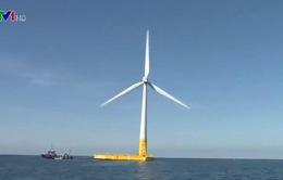 Trang trại phong điện trên biển đầu tiên tại Pháp