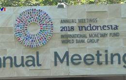 Hôm nay, Indonesia sẽ khai mạc cuộc họp thường niên IMF - WB