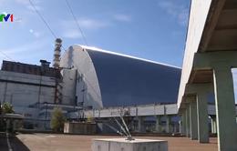 Khởi động nhà máy năng lượng mặt trời tại Chernobyl