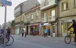 Pontevedra (Tây Ban Nha) - Thành phố vắng bóng xe hơi