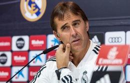 Chuyển nhượng bóng đá quốc tế ngày 8/10: Real Madrid cân nhắc khả năng sa thải HLV Lopetegui
