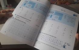 Khó kiểm soát học sinh viết, vẽ vào sách giáo khoa