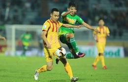 CLB Nam Định - CLB Hà Nội B: Quyết đấu vì suất chơi V.League
