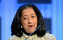 Saudi Arabia có nữ lãnh đạo ngân hàng đầu tiên