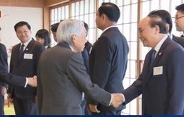 Nhà vua Nhật Bản tiếp kiến lãnh đạo các nước Mekong