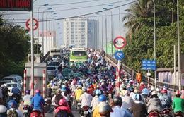 TP.HCM điều chỉnh giao thông khu vực Nguyễn Kiệm - Nguyễn Thái Sơn