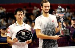 """Kei Nishikori và cái """"dớp"""" thua chung kết"""