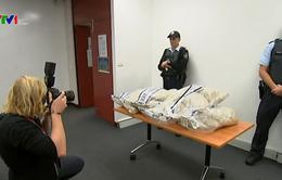Australia thu giữ nửa tấn thuốc Ecstasy