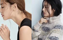 """Jun Ji Hyun """"đối đầu"""" với Kim Tae Hee trên tạp chí"""