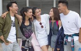 Dàn thí sinh The Face Vietnam 2018 khoe phong cách street style cực chất