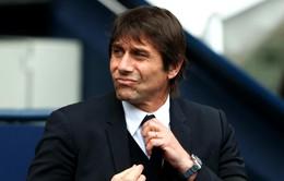 ẢNH: Conte sắp làm nên lịch sử tại Ngoại hạng Anh nếu chiến thắng Leicester