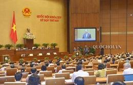 Thủ tướng Nguyễn Xuân Phúc: Cảm ơn Quốc hội và Nhân dân giúp Chính phủ nhận diện hạn chế, bất cập