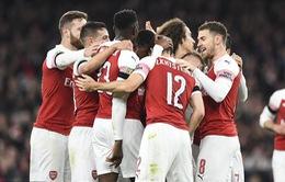 """Arsenal có """"quà"""" Boxing Day vì luật định oái oăm của Premier League"""