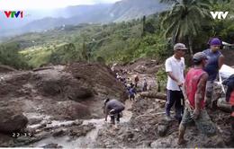 Lở đất ở Philippines, 18 người mất tích