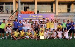 Xác định được 3 đội giành quyền thăng hạng Nhì Quốc gia 2019