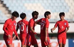 Lịch thi đấu và trực tiếp bán kết U19 châu Á 2018 hôm nay, ngày 1/11: U19 Qatar đối đầu U19 Hàn Quốc, U19 Nhật Bản thách thức U19 Ả Rập Xê Út