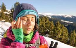 Dùng kem chống nắng mùa đông cần lưu ý gì?