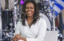 Bà Michelle Obama tiết lộ đã sinh con bằng thụ tinh trong ống nghiệm