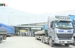 """Hàng hoá doanh nghiệp bị """"tắc"""" tại Cửa khẩu Quốc tế Cầu Treo: Bất cập trong quản lý ?"""