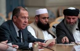Đàm phán hòa bình về Afghanistan bắt đầu tại Moscow (Nga)
