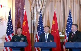 Mỹ - Trung Quốc đối thoại an ninh, ngoại giao tại Washington