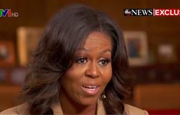 Cựu Đệ nhất phu nhân Mỹ Michelle Obama chia sẻ về hồi ký sắp ra mắt