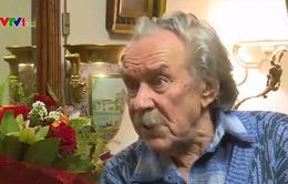 Vĩnh biệt Vladimir Ivanov, nhà Việt Nam học nổi tiếng của nước Nga
