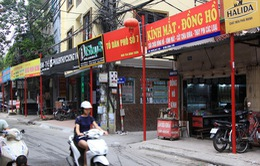 Hà Nội có thêm tuyến phố kiểu mẫu thứ hai