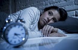 Mất ngủ có thể gây ra lo âu