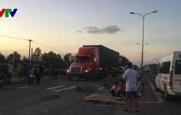 Quảng Nam: Tai nạn giao thông liên hoàn, 5 người thương vong