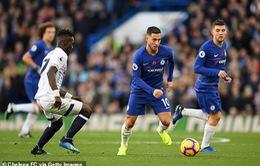 VIDEO Chelsea 0-0 Everton: The Blues lỡ cơ hội lên đầu bảng