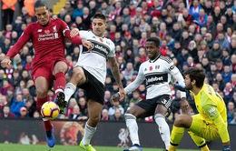VIDEO Tổng hợp trận Liverpool 2-0 Fulham (Vòng 12 giải Ngoại Hạng Anh 2018)