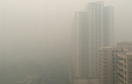 Ô nhiễm không khí nghiêm trọng tại New Delhi